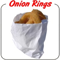 Onion Rings in a Bag Decal